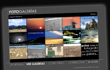Fotogaler�as Mosaico